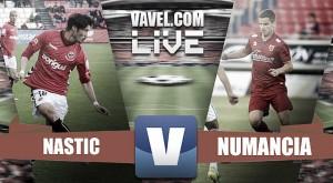 En vivo: Nástic vs Numancia online en Copa del Rey 2016