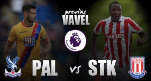 Crystal Palace - Stoke City: no valen despistes
