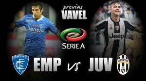 Previa Empoli - Juventus: 'Bianconeri' con Dybala titular para seguir ganando