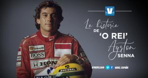 La historia de 'O Rei': Ayrton Senna