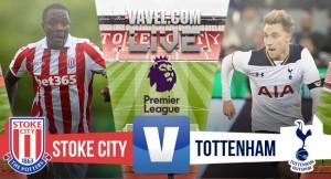 El Tottenham golea a un Stoke inofensivo