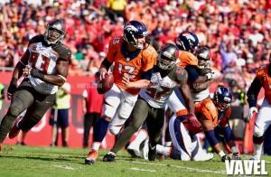 Images and photos of Denver Broncos 27-7 Tampa Bay Buccaneers in NFL 2016 Week 4