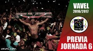 Previa. Jornada 6 Liga NOS: el Benfica, a consolidar el liderato