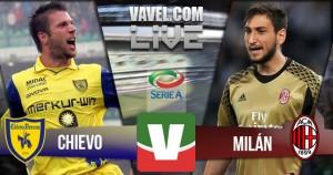 El Milán pudo con un decadente Chievo