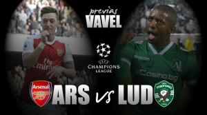 Champions League - L'Arsenal ospita il Ludogorets per tenere il passo