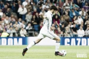 Marco Asensio, elegido como mejor jugador del Real Madrid - Legia de Varsovia
