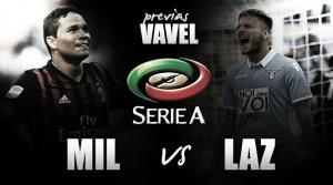 Previa AC Milan – Lazio:dejar claros los objetivos