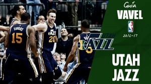 Guía VAVEL NBA 2016/17: Utah Jazz, que vuelva a sonar el buen jazz en la NBA