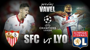 Champions League, il Lione a Siviglia per la conferma