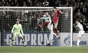 Champions League: il Bayern vince una brutta partita al Celtic Park senza Lewandowski (1-2)