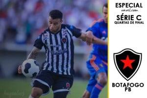 Especial quartas de finais Série C: Botafogo-PB, para representar a Paraíba na segunda divisão