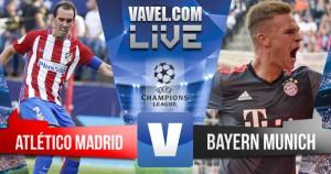 Atlético de Madrid - Bayern de Munich en vivo y en directo online