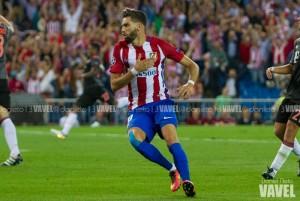 El Atlético le da alegría a los corazones rojiblancos