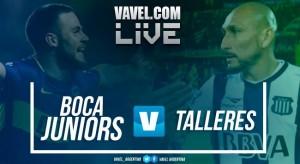 Resumen Boca Juniors 2-1 Talleres en Superliga 2018