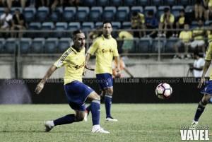 """Abel Gómez: """"Hemos tenido ocasiones para igualar el marcador"""""""