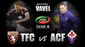 Previa Torino-Fiorentina: granata y viola en busca de la felicidad