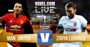 Manchester United 1-0 Zorya Luhansk: As it happened