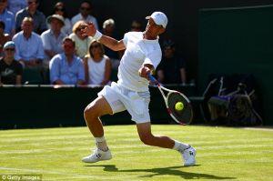 Wimbledon: Jarkko Nieminen Wins Epic Five-Setter in Hewitt's Farewell