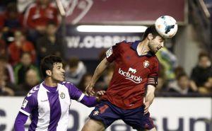 Osasuna - Valladolid: puntuaciones de Osasuna, jornada 33