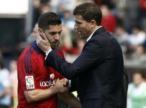 Osasuna - Valencia: puntuaciones de Osasuna, jornada 34