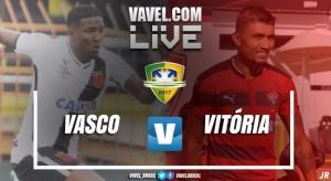 Resultado Vasco x Vitória pela terceira fase da Copa do Brasil (1-1)