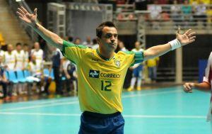 Com Falcão, Seleção Brasileira é convocada para Copa América de Futsal