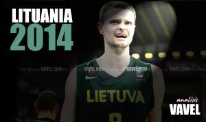 Análisis táctico de Lituania