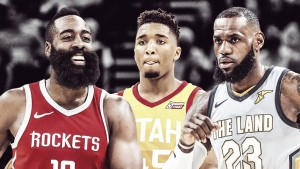 NBA announces finalists for each NBAaward