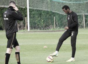 Koné podría jugar ante el Sporting