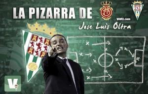 La pizarra de Oltra: R.C.D Mallorca - Córdoba C.F, una gran defensa