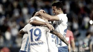 Málaga-Celta: Puntuaciones del Málaga, jornada 36 de La Liga Santander