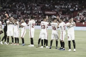 Sevilla - Újpest FC, puntuaciones del Sevilla, ida de la ronda previa de la Europa League