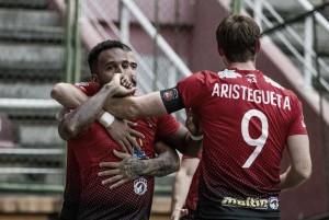 Caracas FC salió victorioso en la ida de la Sudamericana