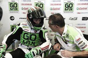 """Álvaro Bautista: """"Estoy muy contento porque hemos trabajado muy bien en Le Mans"""""""