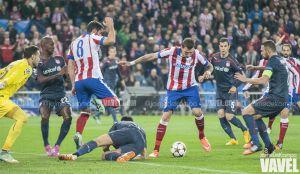 Al Atlético le vale la derrota por un gol contra la Juventus para ser primero de grupo
