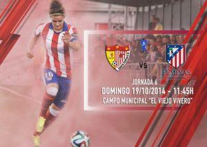 CD Santa Teresa-Atlético de Madrid: las Féminas quieren ahondar en la herida