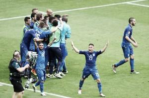 Euro 2016, il cammino degli Azzurri nelle istantanee più belle ed emozionanti