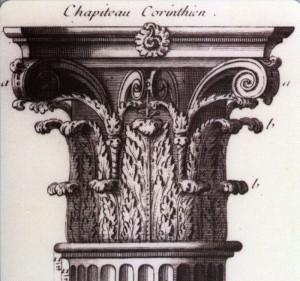 El orden corintio