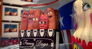 'Sausage Party', la nueva comedia adulta