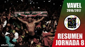 Resumen Jornada 8 Liga NOS: Benfica se despega mientras que Sporting CP se rezaga yArouca se hunde