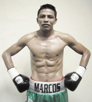 Marcos Villasana Jr, confiado rumbo a la defensa de su cetro