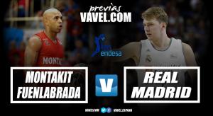 Previa Fuenlabrada-Real Madrid: derbi con los Playoffs en la mente