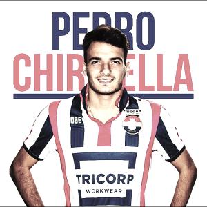 Pedro Chirivella, un talento al servicio del fútbol holandés