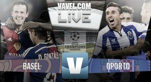 Basilea vs Porto en vivo y en directo online