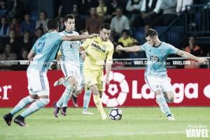 Sansone y Deyverson, máximos goleadores de Villarreal y Alavés