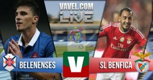 Os Belenenses 0-2 Benfica: Mitroglou y Grimaldo mantienen el liderato encarnado