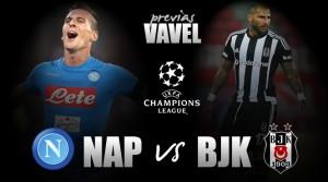 Champions League - Napoli contro il Besiktas per riscatto ed un pezzo di storia