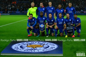 Leicester City connect with community through club's Champions League campaign