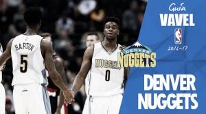 Guía VAVEL NBA 2016/17: Denver Nuggets, un proyecto atractivo a base de juventud