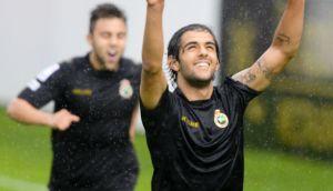 El centrocampista Tato se incorpora al Sporting B